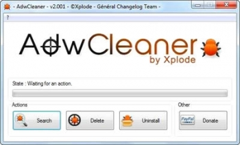adwcleaner browser cleaner