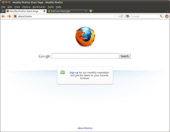 firefox 19 for linux