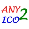 quick any2ico create icon from image