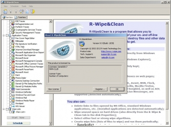 r-wipe & clean 9 cleaner
