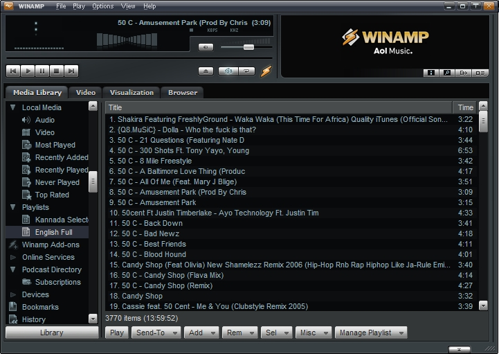 winamp 5.65 full player