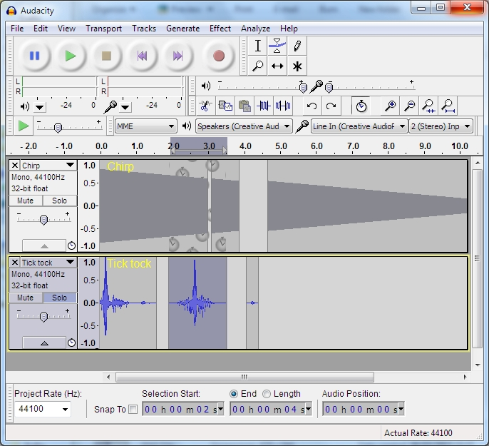Audacity 2 0 4 Final | Download Free Software