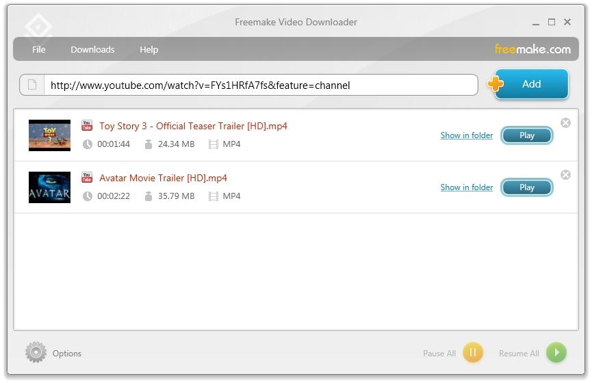 freemake video downloader virus