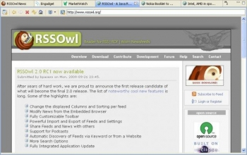 rssowl feed