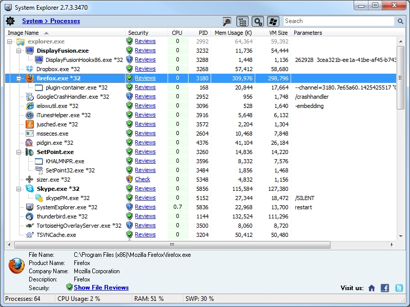 System Explorer 4 6 0 | Download Free Software